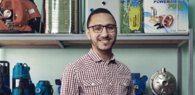 Yassine, retour volontaire Maroc