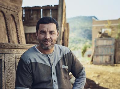 Hamid, retour volontaire maroc